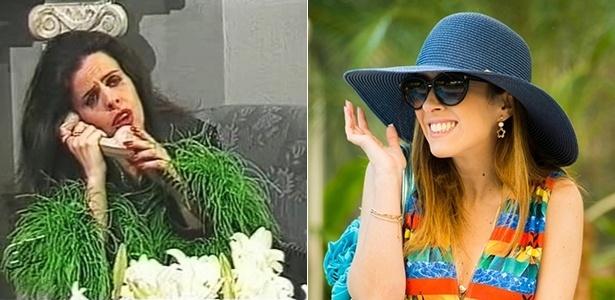 """Tatá Werneck fará Fedora Abdala, personagem de Cristina Pereira em """"Sassaricando"""""""