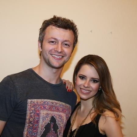 Lucas Lima e Sandy - Milene Cardoso/Brazil News