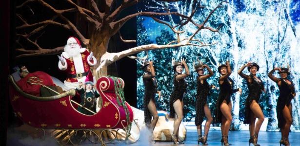 """Musical """"Natal Mágico"""", dirigido por Billy Bond, volta ao Teatro Bradesco - Bianca Tatamiya"""