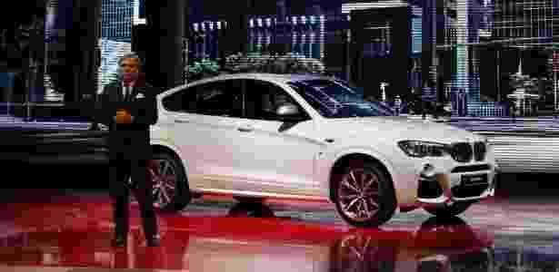 Modelo será montado em Araquari (SC) na versão de entrada XDrive28i, de R$ 300 mil - Li Bowen/Xinhua