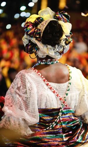 05.fev.2015 - Festa com Naná Vasconcelos, Sara Tavares e Lenine abre o Carnaval do Recife no Marco Zero