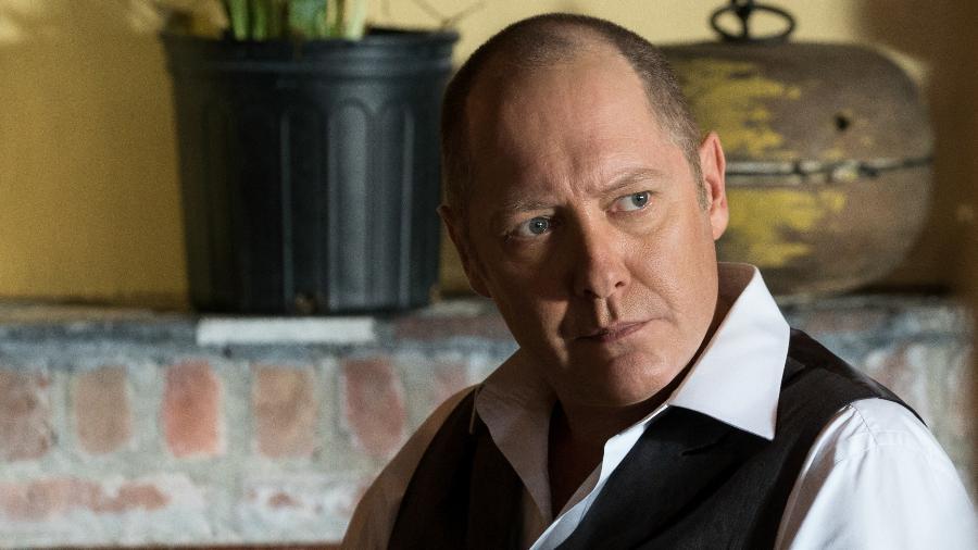 """James Spader é Raymond """"Red"""" Reddington na série """"The Blacklist"""" - Divulgação"""