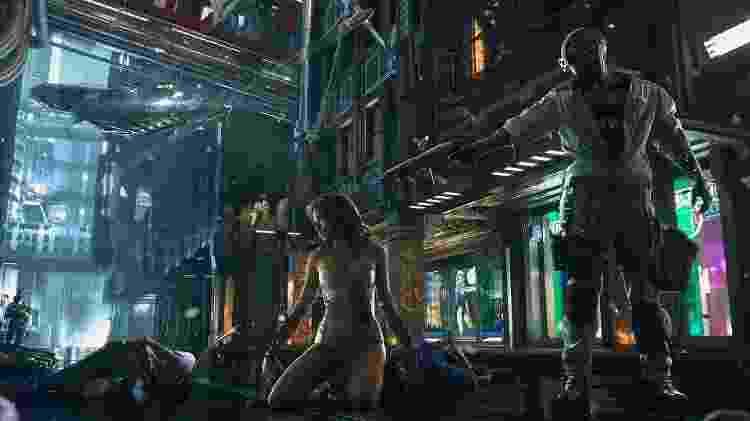Cyberpunk 2077 - Reprodução - Reprodução
