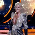 """Xuxa estreia o """"Dancing Brasil"""" ao vivo - Reprodução/TV Record"""