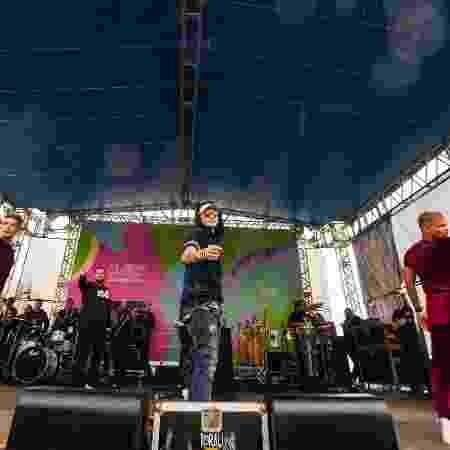 MC Gui se apresenta na Virada Cultural no palco do autódromo de Interlagos - Flavio Moraes/UOL - Flavio Moraes/UOL