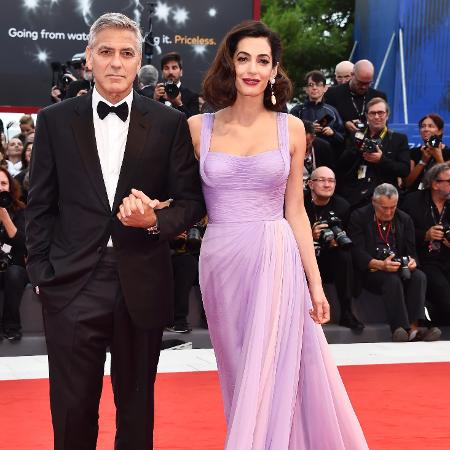 Amal e George Clooney - Getty Images