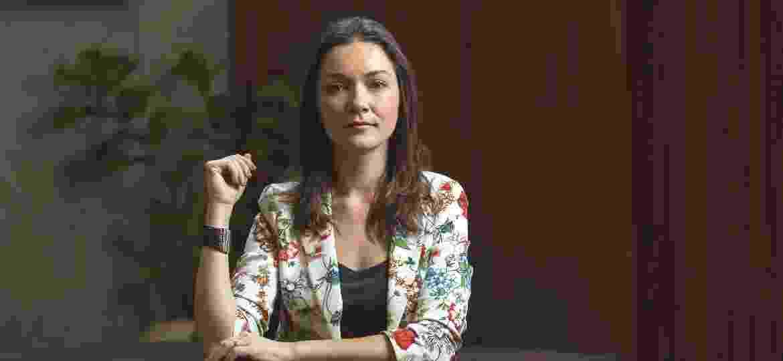 Ilona, diretora-executiva do Instituto Igarapé - Ricardo Borges/Folhapress