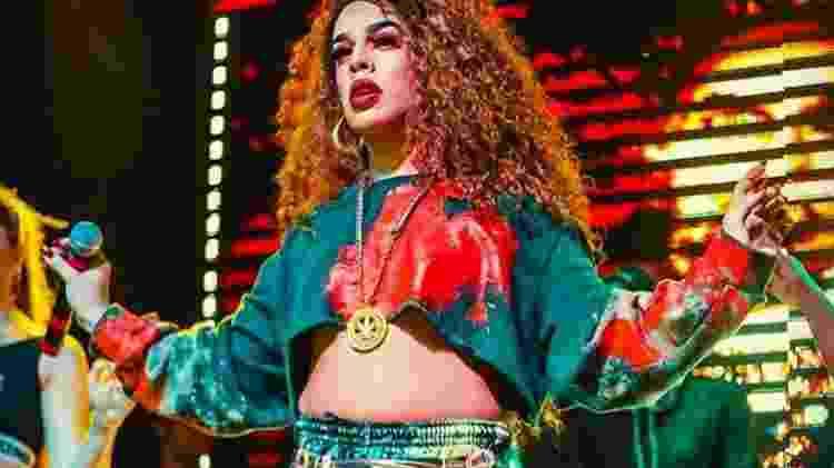 Gloria Groove, a drag que mistura o pop com o hip-hop - Reprodução/Instagram - Reprodução/Instagram