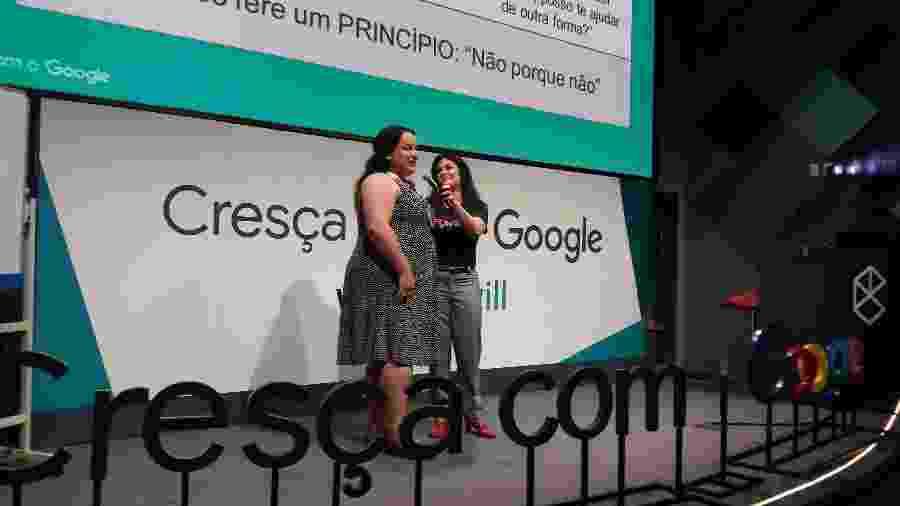 No evento, falou-se muito sobre empoderamento e autoestima - Giorgia Cavicchioli