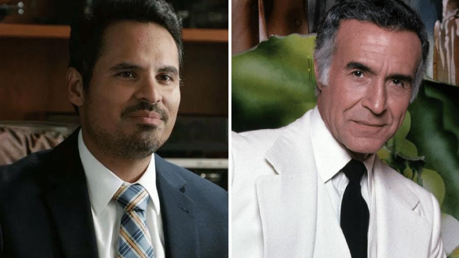 """Sr. Roarke: Michael Penã fará o papel original de Ricardo Montalban em filme de """"Ilha da Fantasia"""" - Reprodução/Montagem"""