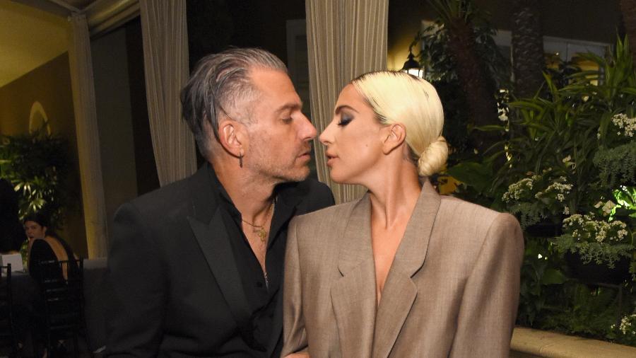 Lady Gaga e Christian Carino  - Getty Images