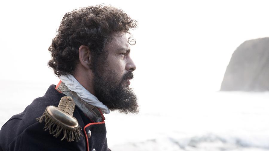 Cauã Reymond como Dom Pedro I - Alexandra Silva/Divulgação
