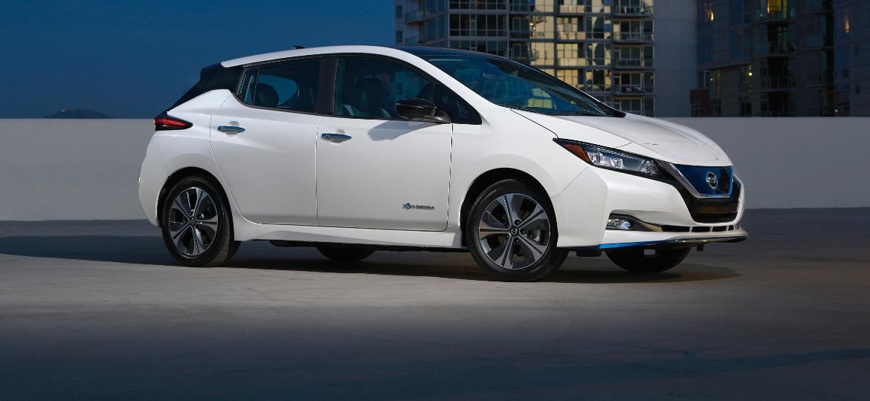 Nissan Leaf e+ - Divulgação