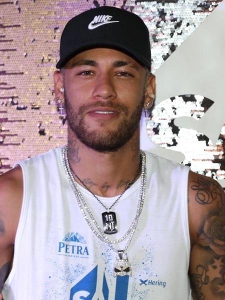 Neymar passou pelo Carnaval de Salvador e deve ir à Sapucaí - Ali Karakas/Divulgação