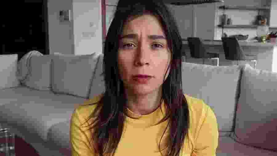 Yovana Mendoza Ayres  - Reprodução/YouTube