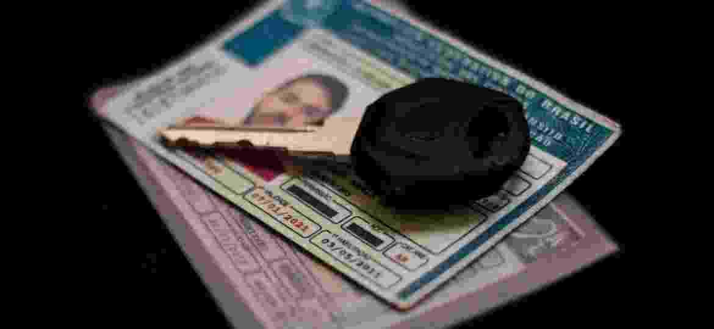 Governo federal enviou ao Congresso projeto de lei para aumentar de 20 para 40 pontos limite para suspensão da CNH - Jr Manolo/Fotoarena/Folhapress