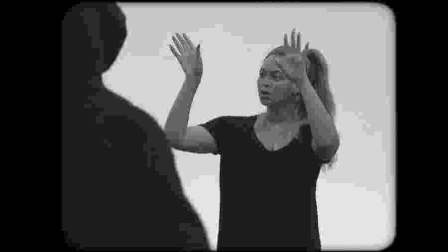 Beyoncé em cena do especial Homecoming - Reprodução/Netflix