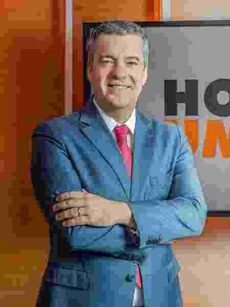 """Roberto Kovalick assume o """"Hora Um"""" na segunda-feira - Fábio Rocha/TV Globo"""