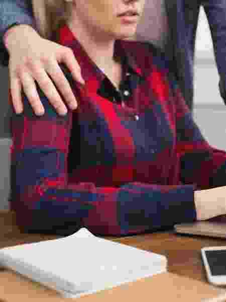 Assédio sexual no trabalho - iStock