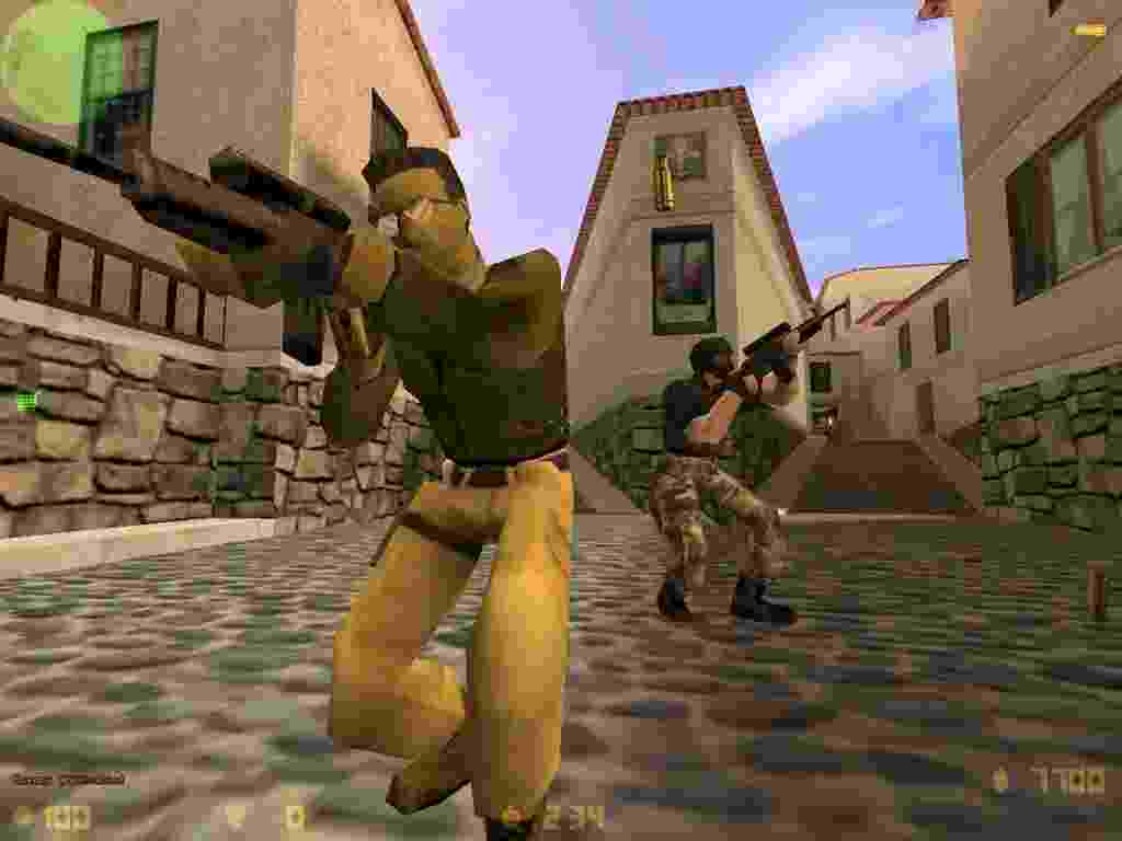 Counter-Strike (2000) - Divulgação