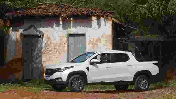 Fiat Strada - Murilo Góes/UOL - Murilo Góes/UOL