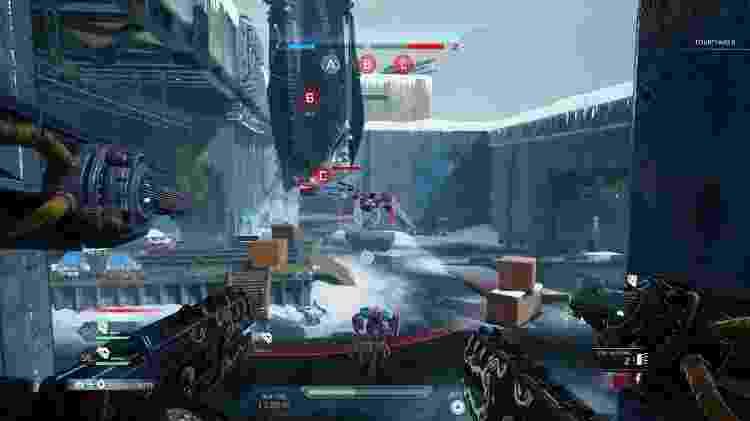 Disintegration batalha 2 - Divulgação - Divulgação