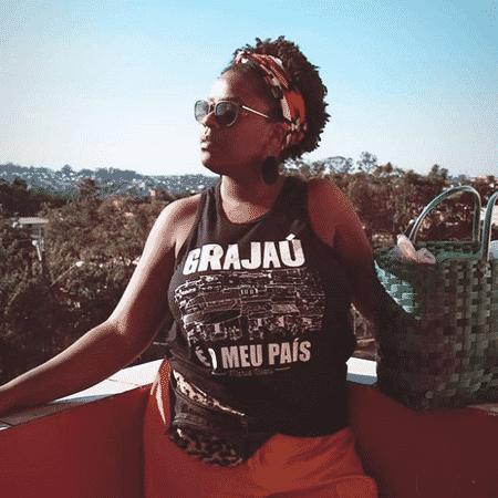 Bárbara Terra, da Rede Nóis por Nóis, da zona sul de São Paulo - Arquivo Pessoal - Arquivo Pessoal