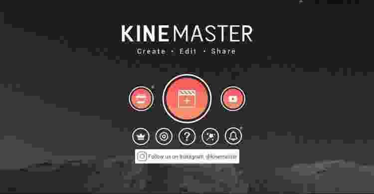 Kinemaster - Reprodução - Reprodução