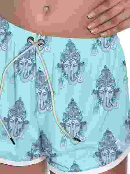 shorts ganeisha - Reprodução