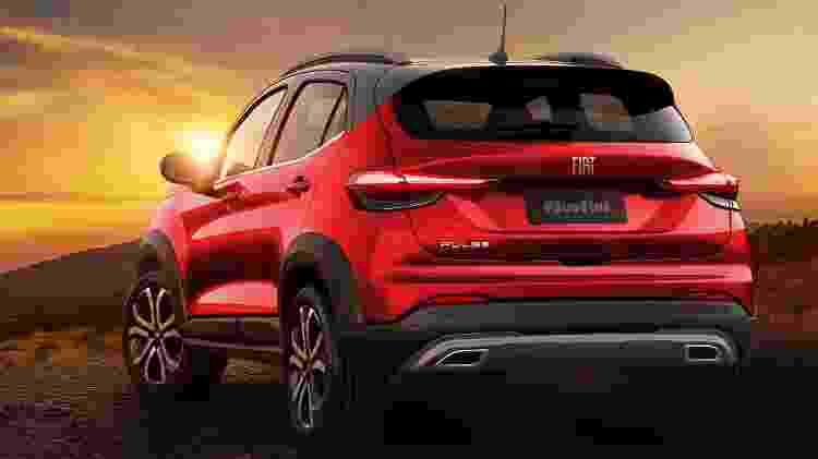 Fiat Pulse novo SUV da Fiat SUV dop BBB 21 - Divulgação - Divulgação