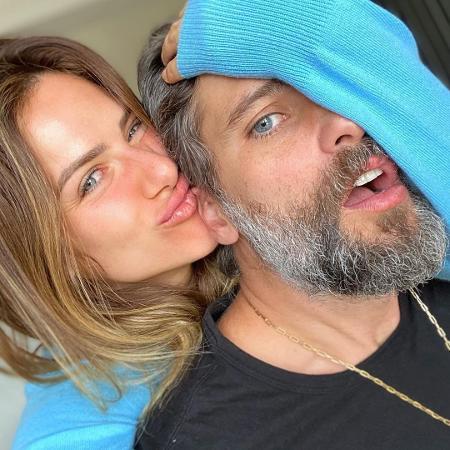 Giovanna Ewbank e Bruno Gagliasso são pais de Titi, Bless e Zyan  - Reprodução / Instagram