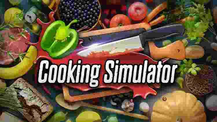 Cooking Simulator - Divulgação/Steam - Divulgação/Steam