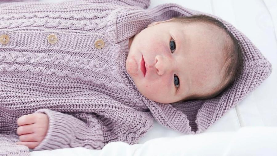 Cris, filho de Bianca Andrade e Fred, nasceu no dia 15 de julho - Reprodução/Instagram