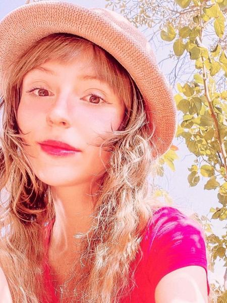 A estudante Giulia Jardim Martinovic, criadora do Coletivo Autista da USP - Divulgação
