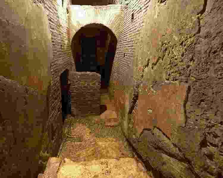 Vicus Caprarius, sítio arqueológico sob a Fontana di Trevi (5) - Divulgação/Vicus Caprarius - Divulgação/Vicus Caprarius