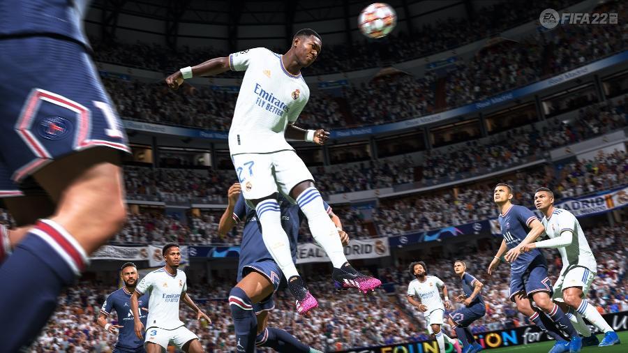 FIFA 22 já está disponível para assinantes do EA Play - Divulgação/EA