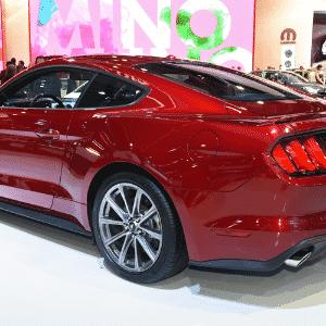 Ford Mustang GT 5.0 V8 - Murilo Góes/UOL