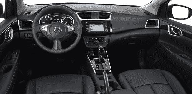 Nissan Sentra SL - Murilo Góes/UOL - Murilo Góes/UOL