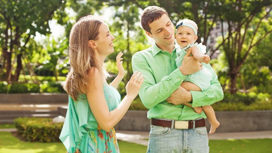 Para a mulher que quer ser mãe, a atração por esse perfil é maior - Getty Images
