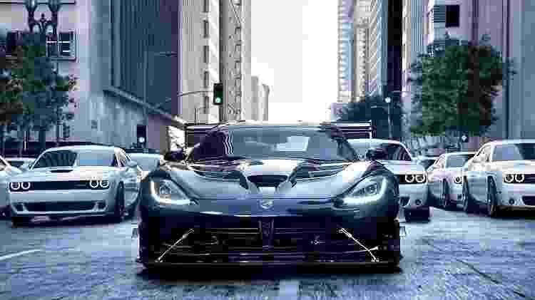 Dodge Viper ACR - Reprodução - Reprodução
