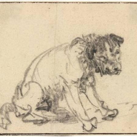 Desenho de Rembrandt encontrado na Alemanha - Herzog Anton Ulrich-Museum/Facebook