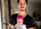 """""""Orgulho de ser pai da menina mais linda do mundo"""", declara Pedro Neschling - Reprodução/Instagram/pedroneschling"""