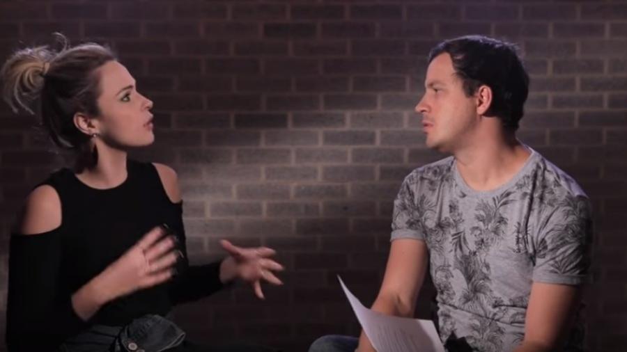Ex-BBB Ana Paula Renault é entrevistada por Rafael Cortez - Reprodução/YouTube
