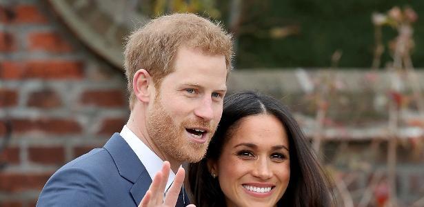 O casamento de Harry e Meghan acontece às 8h (horário de Brasília) e será transmitido pela TV