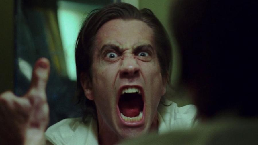 """Jake Gyllenhaal em cena de """"O Abutre"""" (2014) - Divulgação"""