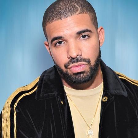 O rapper canadense Drake - Reprodução
