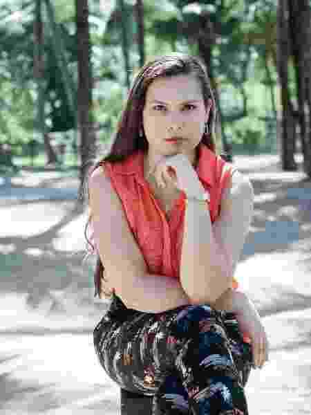 a engenheira mecânica e de segurança do trabalho Giselle Patrícia; personagem da série #SóMulherSabe Capítulo 4 Trabalho - Lucas Aboudib/Universa - Lucas Aboudib/Universa