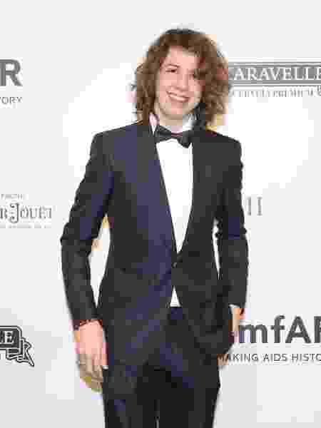 Lucas Jagger no Baile da amfAR, em São Paulo - Manuela Scarpa e Iwi Onodera/Brazil News