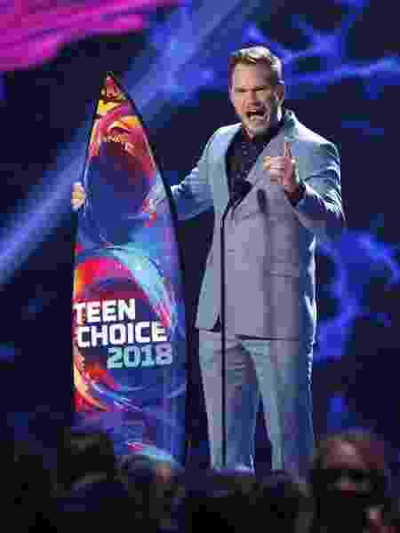 Chris Pratt no Teen Choice Awards 2018 - REUTERS/Mario Anzuoni