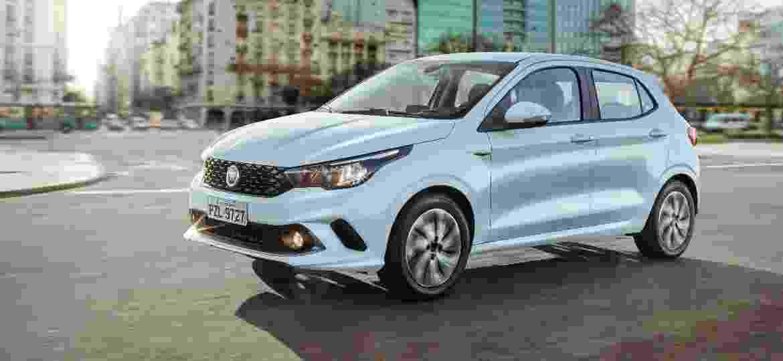 Fiat Argo Precision 2019 - Divulgação